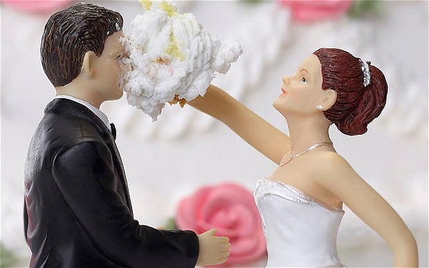 Five surprising signs youre heading for a divorce telegraph solutioingenieria Gallery